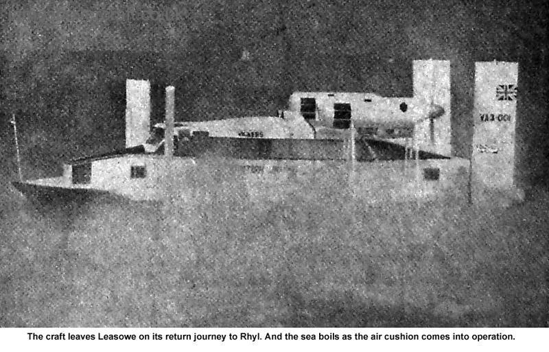 Liverpool Echo article about the VA-3 service - Returning to Rhyl from Leasowe (Paul Greening).