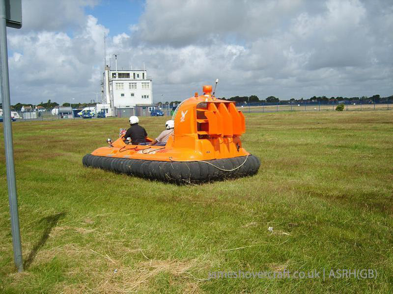 Association of Search and Rescue Hovercraft (Great Britain) - ASRH-GB training (Paul Hiseman).