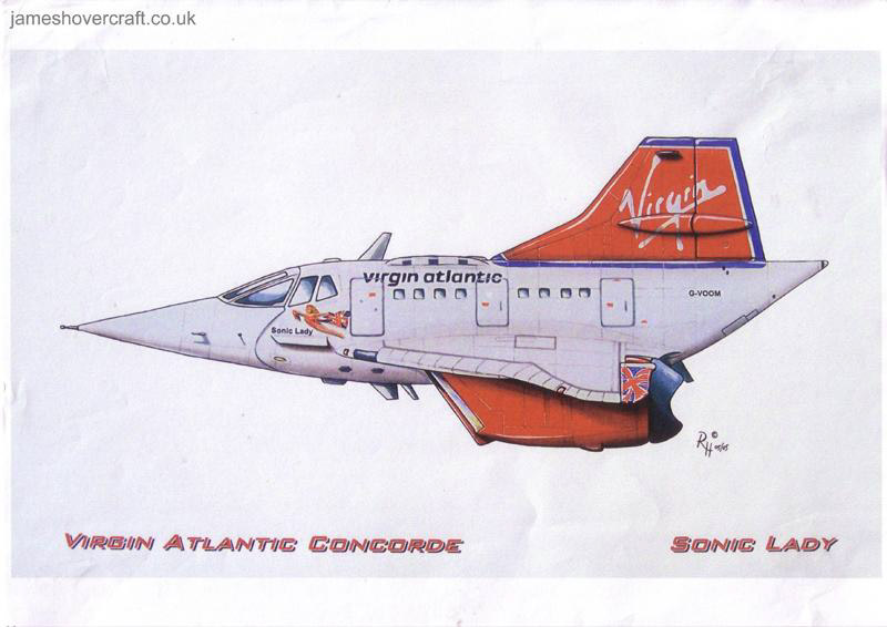 Rob Henderson's Aircraft Caricatures - Rob Henderson, a UK based artist creates caricatures of various aircraft worldwide for the delectation of his customers. These caricatures are excellent, doing for aircraft what a cartoonist would do for summer tourists to a seaside resort.
