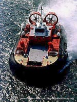 AP1-88 hovercraft  -   (The <a href='http://www.hovercraft-museum.org/' target='_blank'>Hovercraft Museum Trust</a>).
