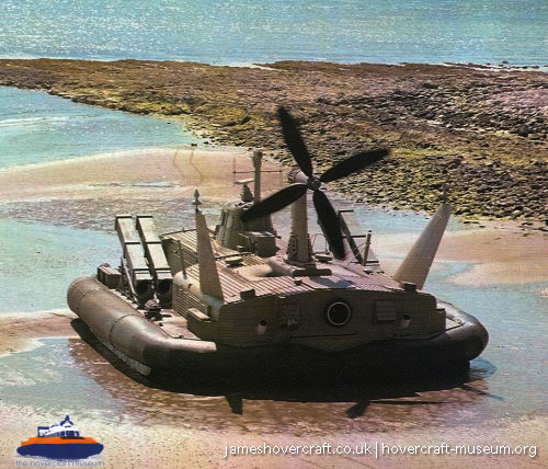 BH7 Mark 5 -   (The <a href='http://www.hovercraft-museum.org/' target='_blank'>Hovercraft Museum Trust</a>).