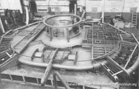 SRN1 during construction -   (The <a href='http://www.hovercraft-museum.org/' target='_blank'>Hovercraft Museum Trust</a>).