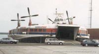 SRN4 Swift (GH-2004) with Hoverspeed -   (The <a href='http://www.hovercraft-museum.org/' target='_blank'>Hovercraft Museum Trust</a>).