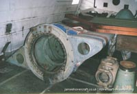 SRN4 Swift (GH-2004) being taken to the Hovercraft Museum -   (The <a href='http://www.hovercraft-museum.org/' target='_blank'>Hovercraft Museum Trust</a>).