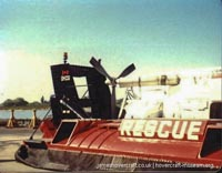 SRN5 with the Canadian Coastguard -   (The <a href='http://www.hovercraft-museum.org/' target='_blank'>Hovercraft Museum Trust</a>).