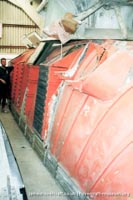 SRN5 at the Hovercraft Museum -   (The <a href='http://www.hovercraft-museum.org/' target='_blank'>Hovercraft Museum Trust</a>).