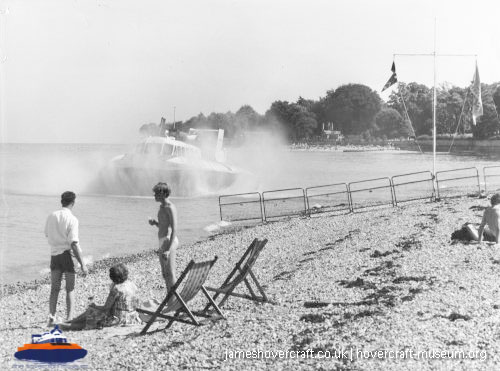 SRN5 photographs -   (The <a href='http://www.hovercraft-museum.org/' target='_blank'>Hovercraft Museum Trust</a>).