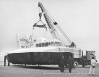 SRN5 with Westland -   (The <a href='http://www.hovercraft-museum.org/' target='_blank'>Hovercraft Museum Trust</a>).