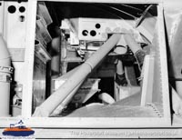 SRN6 close-up details - Plenum (The Hovercraft Museum Trust).