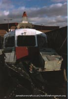 SRN6 at the Hovercraft Museum -   (The <a href='http://www.hovercraft-museum.org/' target='_blank'>Hovercraft Museum Trust</a>).