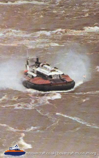 SRN6 photographs -   (The <a href='http://www.hovercraft-museum.org/' target='_blank'>Hovercraft Museum Trust</a>).