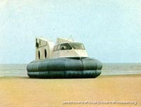 Cushioncraft CC4 -   (The <a href='http://www.hovercraft-museum.org/' target='_blank'>Hovercraft Museum Trust</a>).