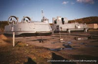 Military Hovercraft - Lebed -   (The <a href='http://www.hovercraft-museum.org/' target='_blank'>Hovercraft Museum Trust</a>).