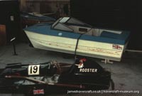 Osprey surface effect ship -   (The <a href='http://www.hovercraft-museum.org/' target='_blank'>Hovercraft Museum Trust</a>).
