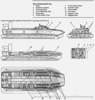 Russian Hovercraft Zubr -   (The <a href='http://www.hovercraft-museum.org/' target='_blank'>Hovercraft Museum Trust</a>).