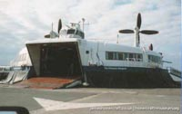 Calais hoverport -   (The <a href='http://www.hovercraft-museum.org/' target='_blank'>Hovercraft Museum Trust</a>).