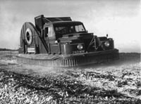 Vickers Hovercraft HLR -   (The <a href='http://www.hovercraft-museum.org/' target='_blank'>Hovercraft Museum Trust</a>).