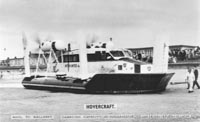 Vickers Hovercraft VA3 -   (The <a href='http://www.hovercraft-museum.org/' target='_blank'>Hovercraft Museum Trust</a>).