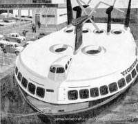 Vickers hovercraft