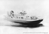 Vosper-Thornycroft concept models -   (The <a href='http://www.hovercraft-museum.org/' target='_blank'>Hovercraft Museum Trust</a>).
