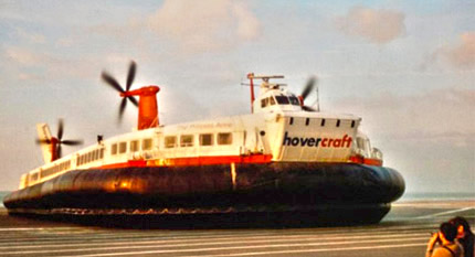 James' Hovercraft Site: Welcome SRN4 picture